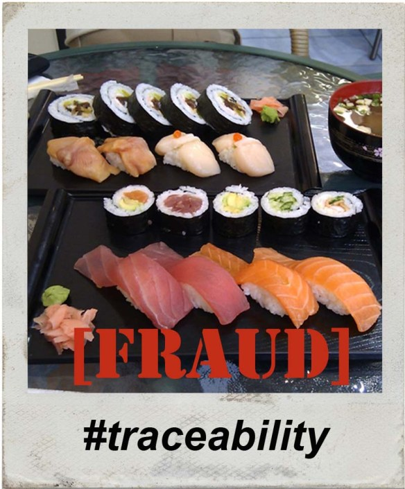 121213 Sushi #traceability